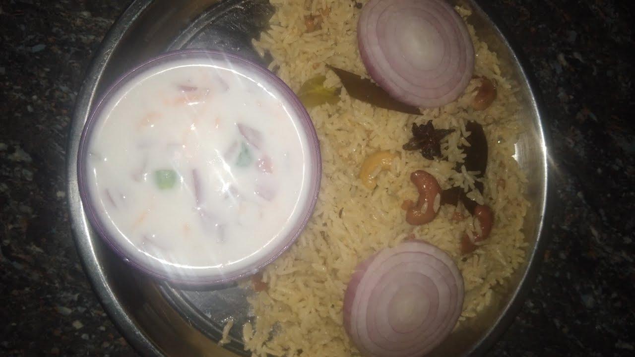 కొబ్బరి పాలతో నోరురించే కమ్మని కొబ్బరి పాల అన్నం/ coconut  milk  Rice  Recipe in Telugu