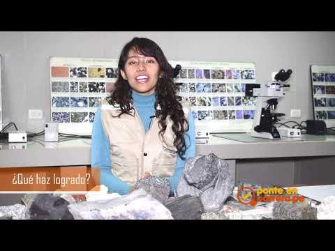 Carrera universitaria - Ingeniería Geológica