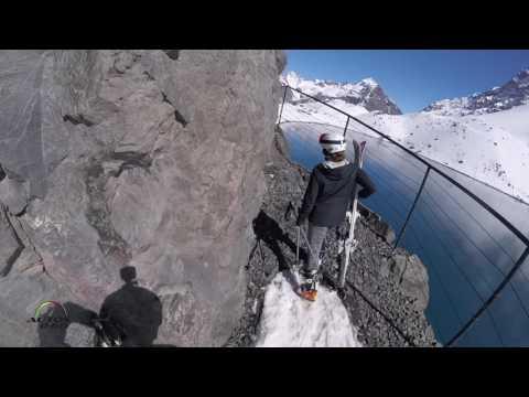 Ski Portillo, Chile - Lake Run - EXPERTS ONLY