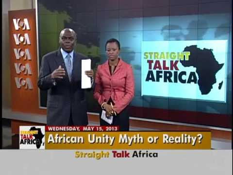 VOA's Straight Talk Africa on African Unity - YouTube