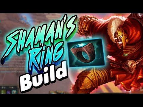 Smite: Shaman's Ring ARES Build - MELTING EVERYTHING IN SIGHT!