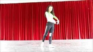 Beginner level for ballet dance. High level for line dance. 1 wall ...