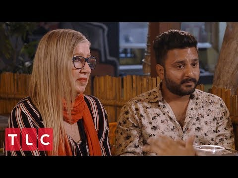 Sumit Stands Up For Jenny | 90 Day Fiancé: The Other Way