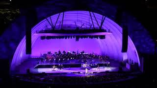 Cyndi Lauper 'All Through The Night' Live Hollywood Bowl 7-12-2019 Orchestra Summer LA CA USA