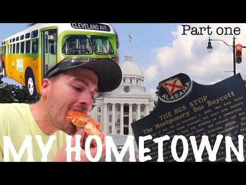 Montgomery, Alabama - My Hometown History