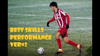 Những Pha Xử Lý Hay Nhất Của Các Nghệ Sĩ Sân Cỏ l Best Skills Performance Ver#2 2020/2021