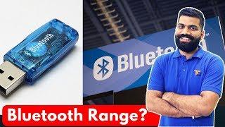 Range of Bluetooth? Bluetooth Myths!!