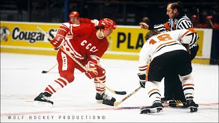 СССР - Сборная Звезд НХЛ 6:0 Финал Кубка Вызова 1979 Обзор Матча | USSR - NHL 6:0 Challenge Cup 1979