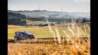 Shakedown - 2018 WRC Rallye Deutschland - Michelin Motorsport