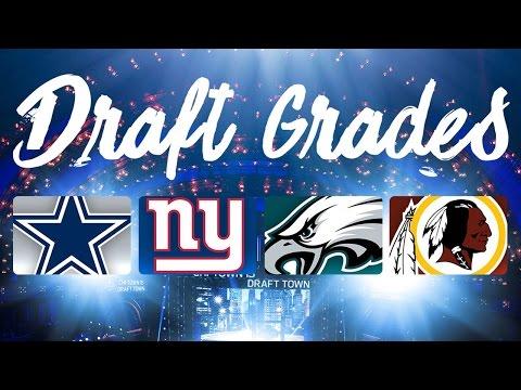 2016 NFC East Draft Grades | NFL