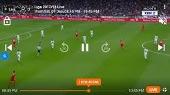 Real madrid vs sevilla live match