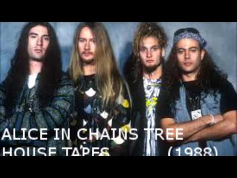 Alice In Chains Tree House Tapes (1988)