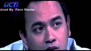 Peserta Ini Menangis Saat Menyayikan Lagu Untuk Ahmad Dhani X Factor Indonesia 2015