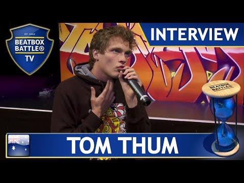 Tom Thum from Australia - Interview - Beatbox Battle TV