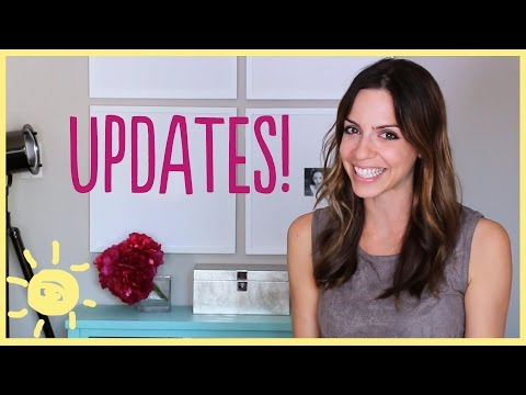 And Update from Elle!