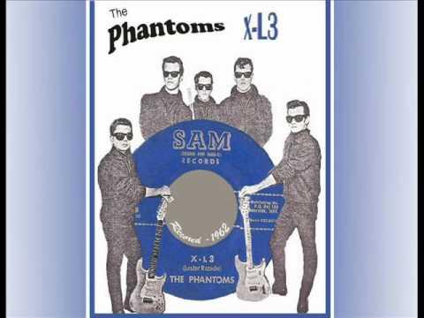 The Phantoms original recording of