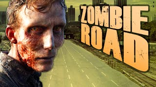 THE ZOMBIE ROAD ★ Call of Duty Zombies Mod (Zombie Games)