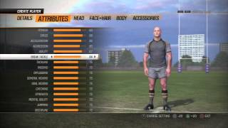 Rugby Challenge 2: How to make Any Player or Team You Want?
