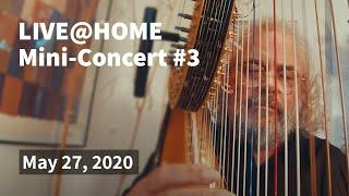 Andreas Vollenweider | Mini Concert 3