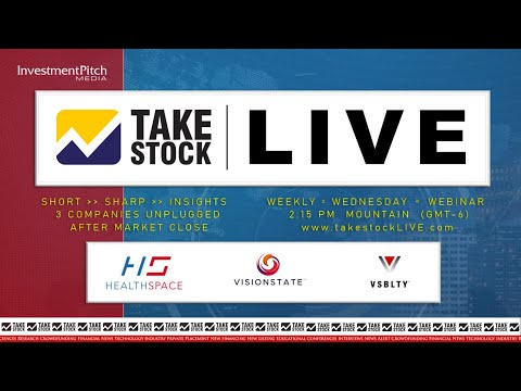 TAKESTOCK LIVE – WEBINAR Episode 2 May 6, 2020
