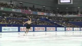 Shoko ISHIKAWA - All-Japan championship 2010 FS