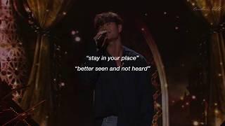 kim jong kook 「 speechless 」lyrics