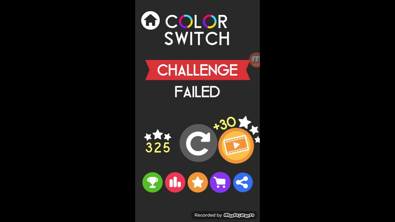 Game Play #4| Color Switch - YouTube