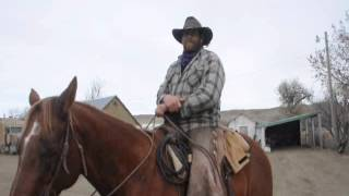 BBB Meet Jesse A Cowboy In Montana