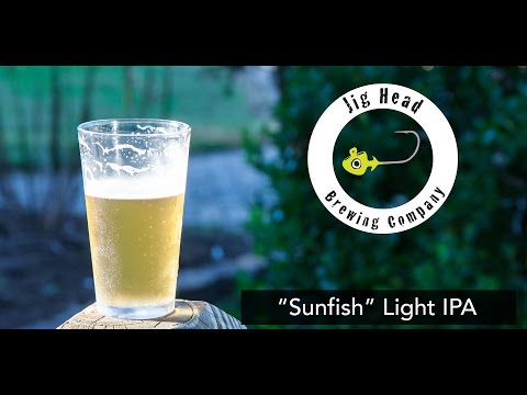 JHB 7   Sunfish Tropical Half-IPA