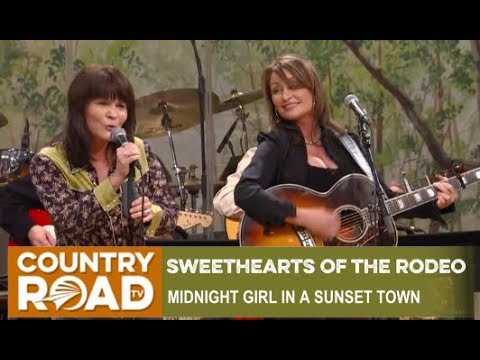 Sweethearts of the Rodeo sing