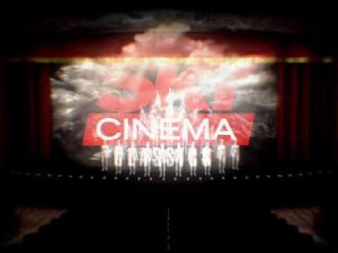 Flying Machine   SKY Italia   Cinema Classics Movie Channel   Branding