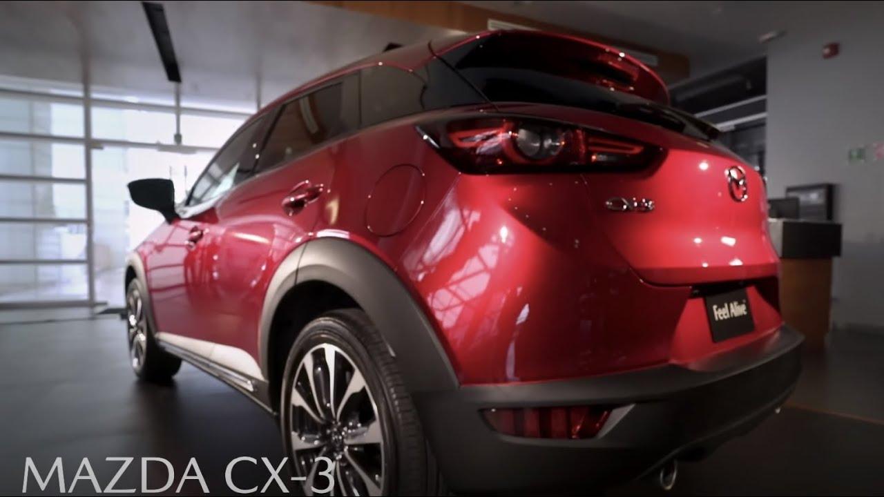 Una SUV de ágil manejo | Mazda CX-3