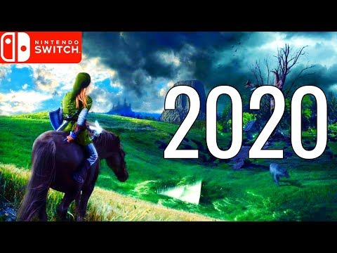 20 TRIPLE A Nintendo Switch Games Coming In 2020+