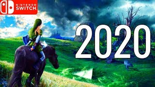 20 Triple A Nintendo Switch Games Coming In 2020