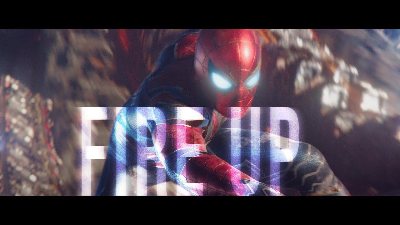 marvel || gotta fire up
