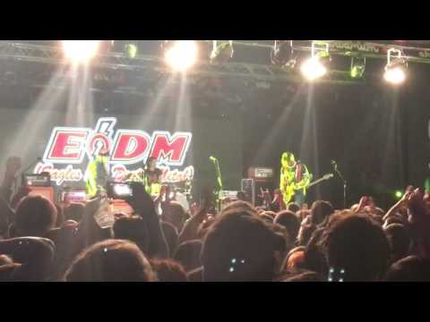 Eagles of Death Metal live at Budapest 2016