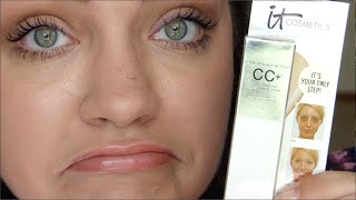 YouTube Made Me Buy It!: It Cosmetics Your Skin But Better CC Cream