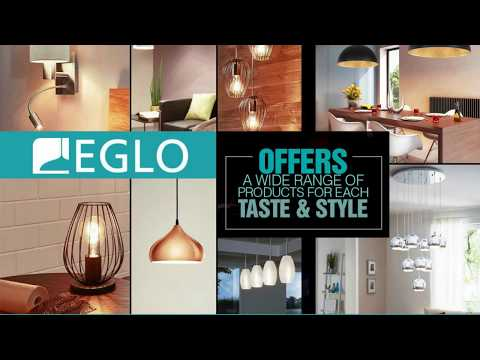 EGLO Lighting Sri Lanka - Worl Class European Brand Of Lighting Fixtures