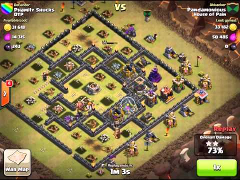 Clash of Clans: It's like a Sauna in Here!!!