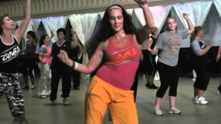Zumba Dance Party Saratoga Springs: How to move your hips for a better workout