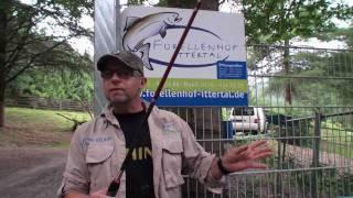 Peter Merkel zu Gast im Forellenhof Ittertal bei Eberbach am Neckar