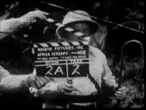 Africa Screams Bloopers (1949)