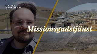 Missionsgudstjänst 9/5-2021