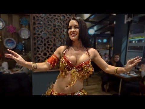 Turkuaz Restaurant London - Belly Dance