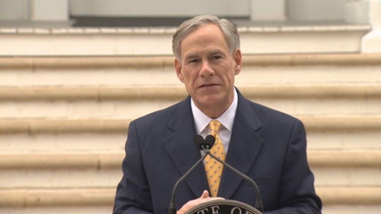 Gov. Greg Abbott: Statewide shelter in place 'not appropriate' at this ...