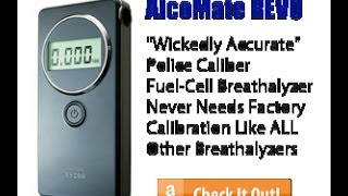 Breathalyzer Reviews 2016 - Watch This Before Buying A Breathalyzer