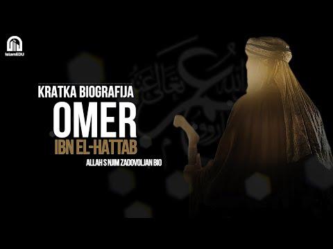 KRATKE BIOGRAFIJE: OMER IBN EL-HATTAB