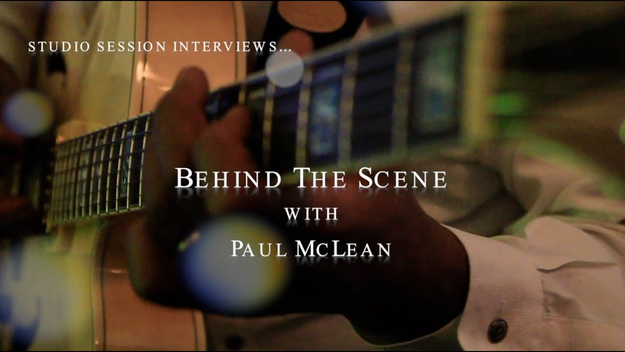 Behind The Scene with Paul McLean Trailer 01