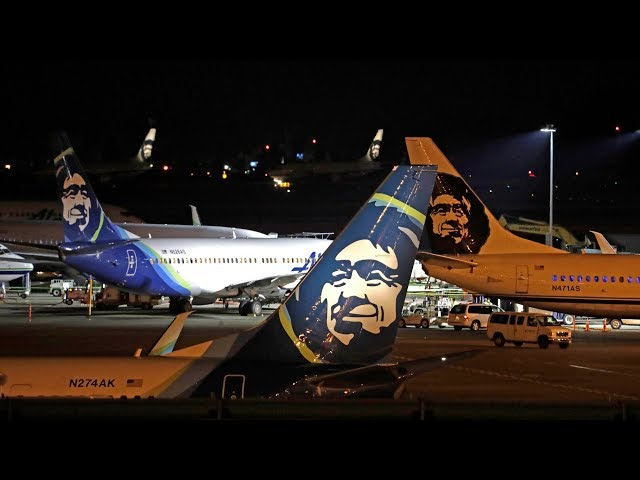 Audio reveals drama in Seattle stolen plane incident
