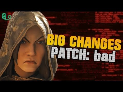 BIG Changes! Patch Notes: Bad | For Honor Marching Fire